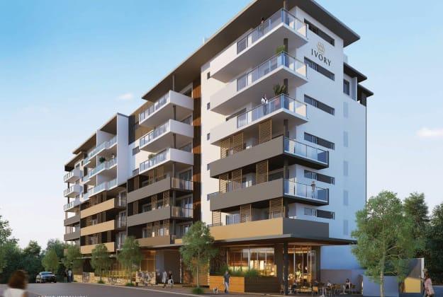 Ivory - 12 Saunders Street, Upper Mount Gravatt. Image: ivorygardencity.com.au