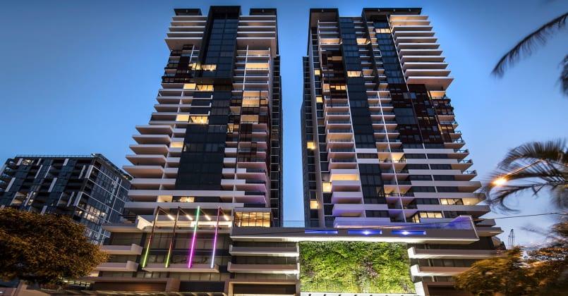Ivy & Eve - 22-28 Merivale Street, South Brisbane. Image Abacus Property