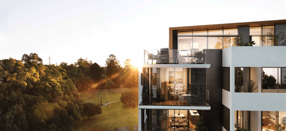 Jade Residences - 3 Forest Grove, Epping. Image: Loftex
