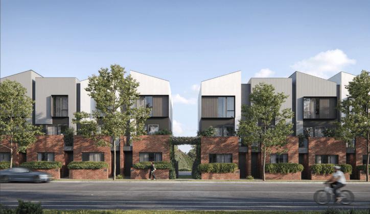 136-174 Buckely Street, Footscray. Image: 360 Property Group