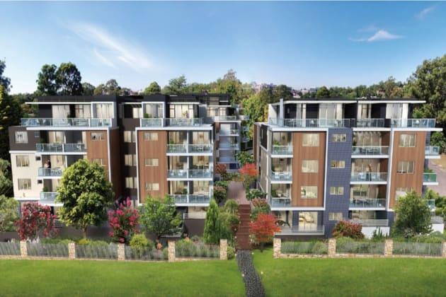 Juniper - 2-8 Hazlewood Place, Epping. Image: Tasman Group