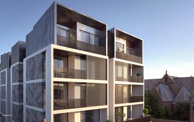 Image: Benson McCormack Architects