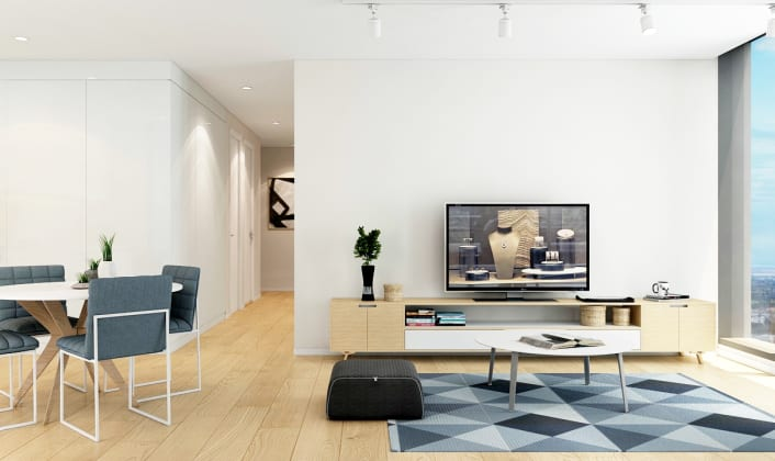 Kodo Apartments - 29 Angas St, Adelaide. ImageL Flagship Group