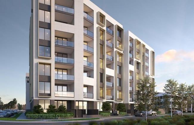 Lancaster Apartments - 111 Overton Road, Williams Landing. Image: Cedar Woods