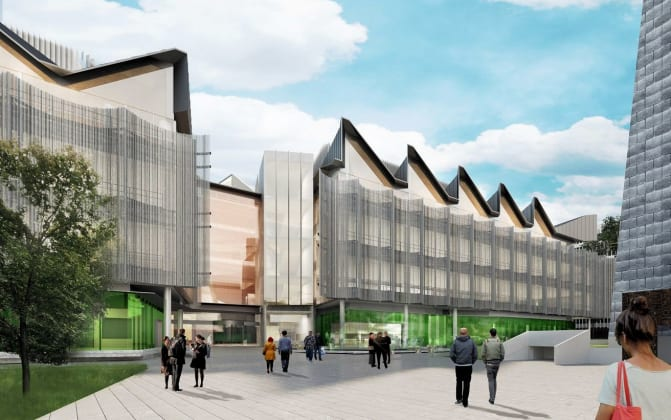 Image: John Wardle Architects