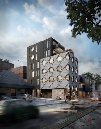 Lil'OX Collingwood. Image: Taylor Pressly Architects