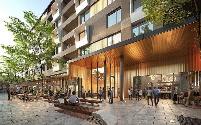 Image: Harris Architects