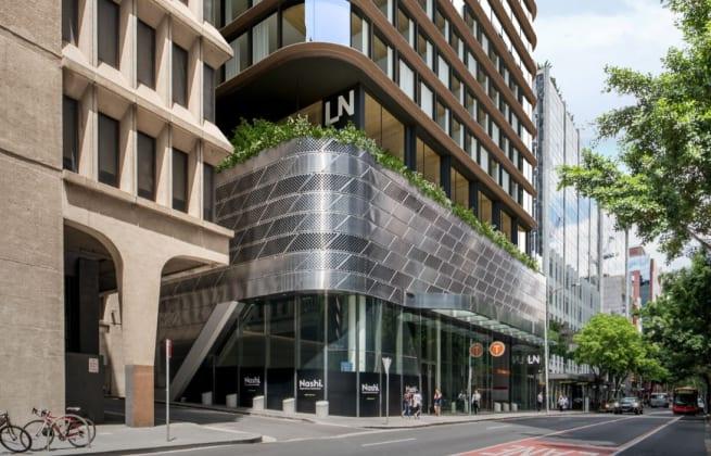 Little National - 26-38 Clarence Street, Sydney. Planning image: Bates Smart