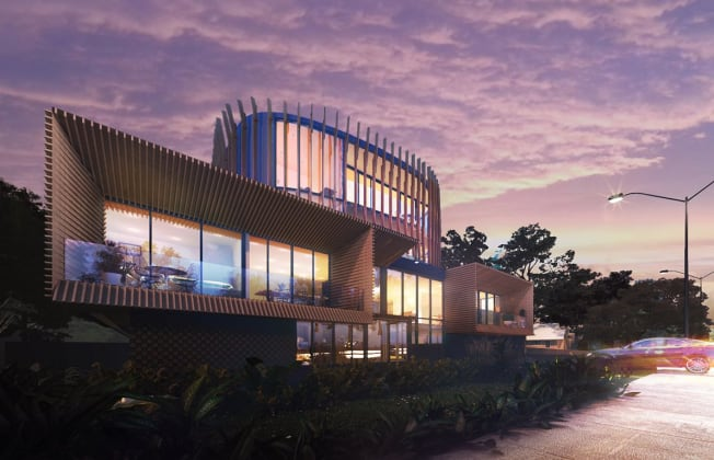 Lúmar Apartments - 290 Nepean Highway, Seaford. Image: Resimax Group