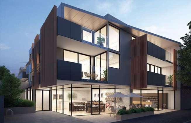 Luxe - 1A Middlesex Road, Surrey Hills. Image: The Continental Group