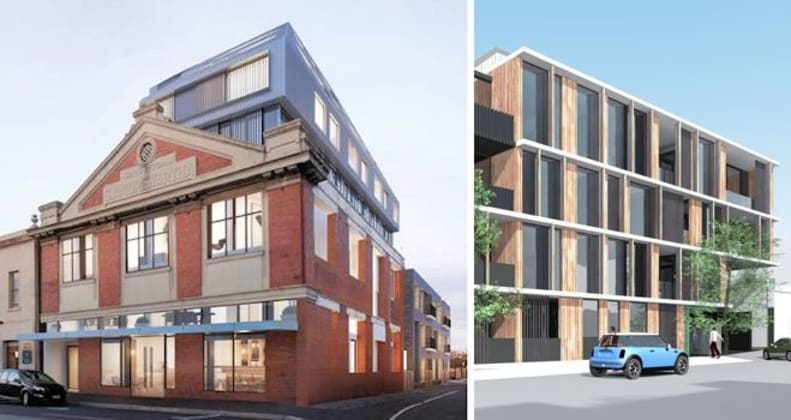 Made - 115 Church Street, Richmond. Images courtesy CBRE & PDS Group