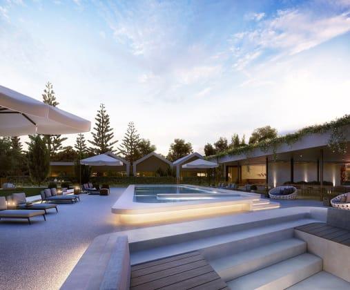 Magnoli Apartments - 7 Nineteenth Avenue, Palm Beach. Image: Sunland GroupMagnoli Apartments - 7 Nineteenth Avenue, Palm Beach. Image: Sunland Group