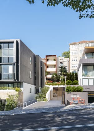Marmont - 319 New South Head Road, Double Bay. Image: Fortis