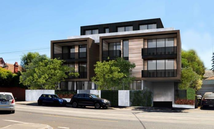 McKinley Residences - 171 Wattletree Road, Malvern. Planning image: Ewert Leaf
