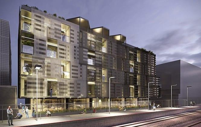 Mesh - 8 Florence Street, Brunswick. Image: CHT Architects