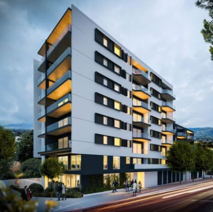 Minno Apartments - 56 Greenhill Road, Wayville - image: Byld