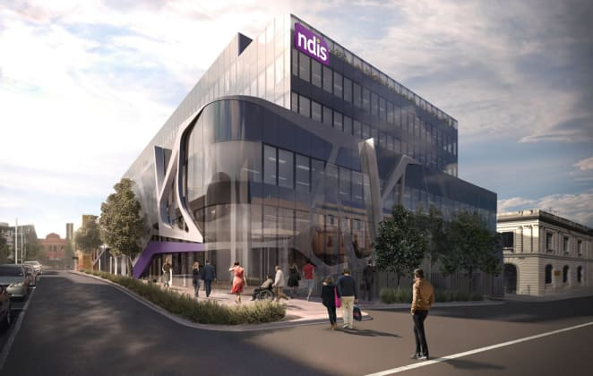 NDIS - The Carlton Project - 21 Mallop Street, Geelong