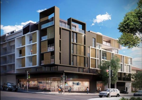 Nea Zoi Apartments - 260-264 Wardell Road, Marrickville. Image: Skyton Developments