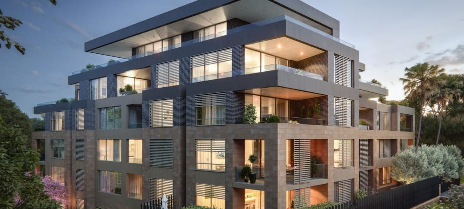 Octavia Killara - 6A-8 Buckingham Road, Killara. Image: Colliers
