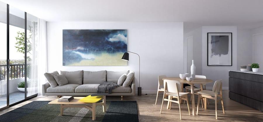 One Coburg Quarter - 11 Urquhart Street, Coburg. Image: Future Estate