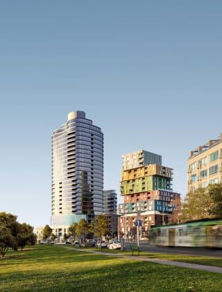 One Wellington - 1 Wellington Street, St Kilda. Image: Capital Property Marketing