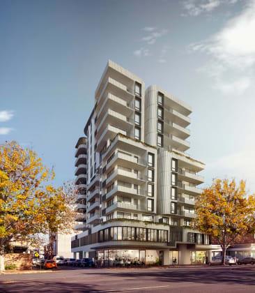 Opus - 55 Hutt Street, Adelaide - image: Proton Developments