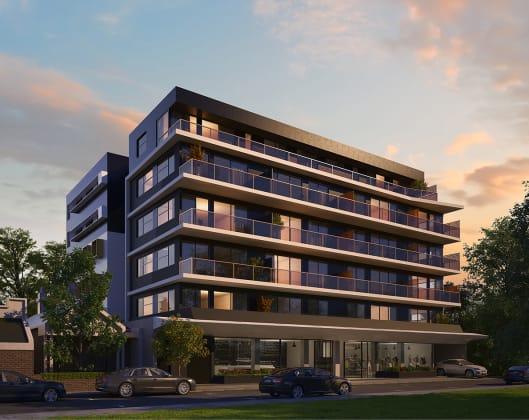 Oro Residences - 8 Shuter Street, Moonee Ponds. Image: CBRE