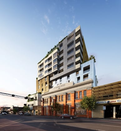 Pace of Abbotsford - 247 Johnston Street, Abbotsford. Image: Pace Development Group