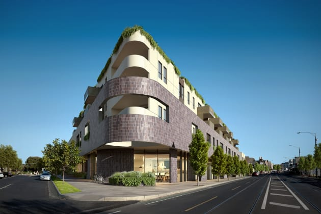 Pace of Ascot Vale - 327-357 Mt Alexander Road, Ascot Vale. Image: Pace Development Group