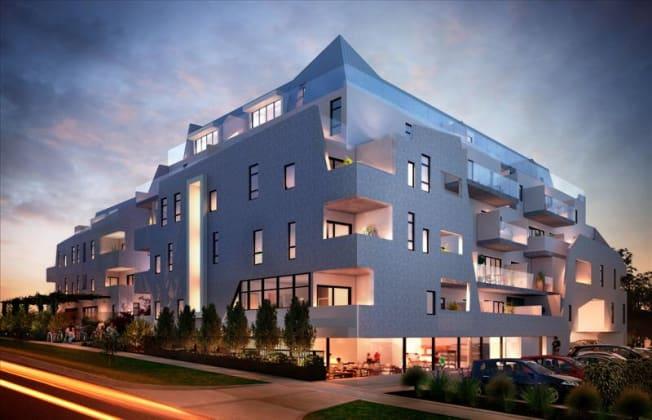Paragon - 17-21 Queen Street Blackburn. Image © KHAK Architects
