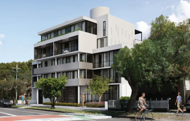 Planning image: Australian Consulting Architects