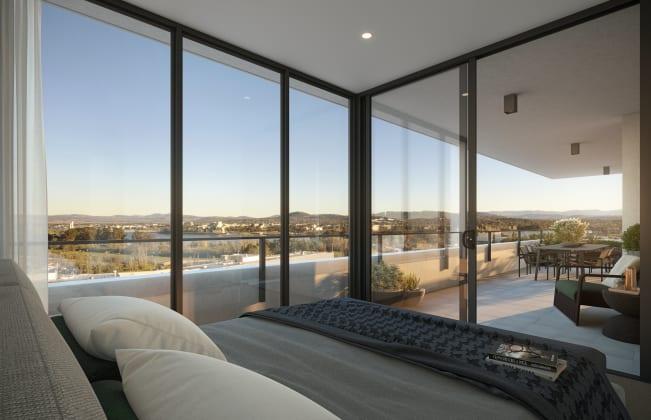 Park Avenue - 20 Allara Street, Canberra. Image: Colliers