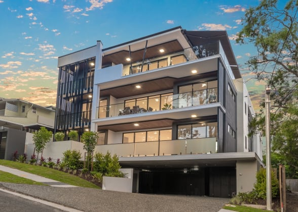 Parkview Apartments - 110 Carmody Road, St Lucia. Image: Project Property Sales