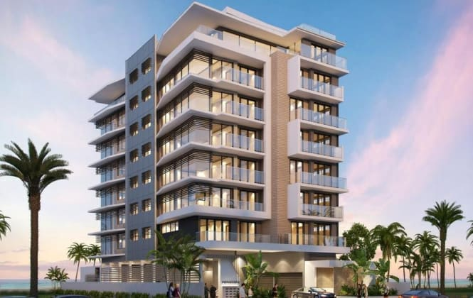 Periscope - 1265 Gold Coast Highway, Palm Beach. Image: Palm 8 Developments