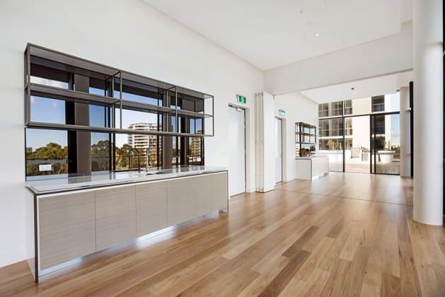 Promenade - 2 Morton Street, Parramatta. Image: Starryland