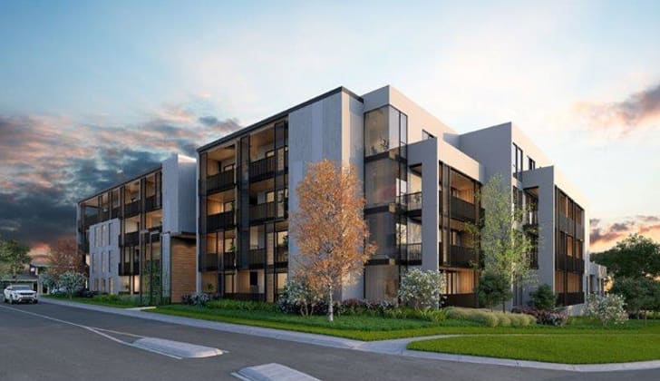 Prominence Apartments - 1 Red Hill Terrace, Doncaster East. Image: CasProperty Corporation