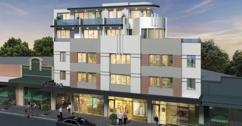 Punton's Apartments Ivanhoe - 103 Upper Heidelberg Road, Ivanhoe. Image courtesy puntonsivanhoe.com.au