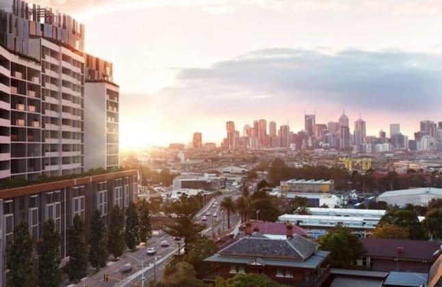 18-24 Hopkins Street, Footscray. Image courtesy CBRE