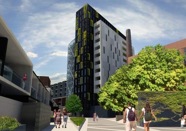 Image: Bruce Henderson Architects