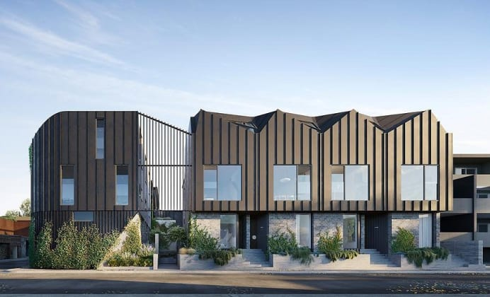 Sprout - 62-64 Glass Street, Richmond. Image: Nelson Alexander