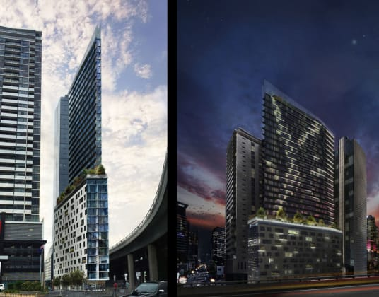 Renders by Salvo Property Group