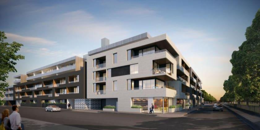The Albert - 50 Albert Street, Brunswick East - Render: CHT Architects