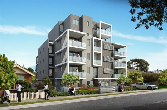 The Gateway - 20-22 Good Street, Westmead. Image: Citywide Property