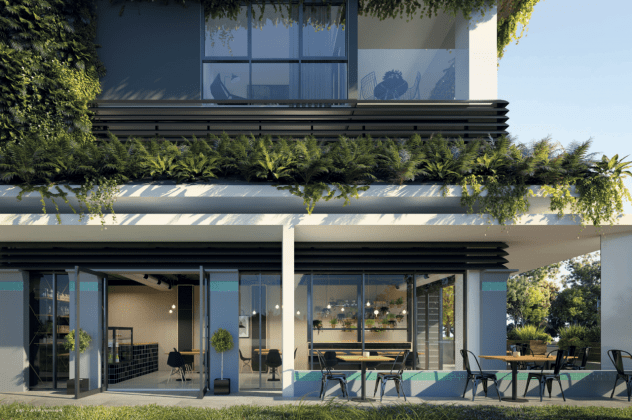 The Grove - 1 Olive York Way, Brunswick West. Image: 360 Property Group