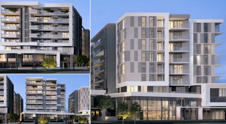 The Grove - 1 Olive York Way, Brunswick West. Image: Pacific Eastcoast