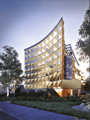 205-207 Ballarat Road, Footscray. Image: Faymus