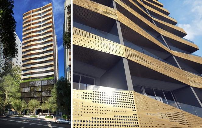 The Miller - 221 Miller Street, North Sydney. Image: RCC