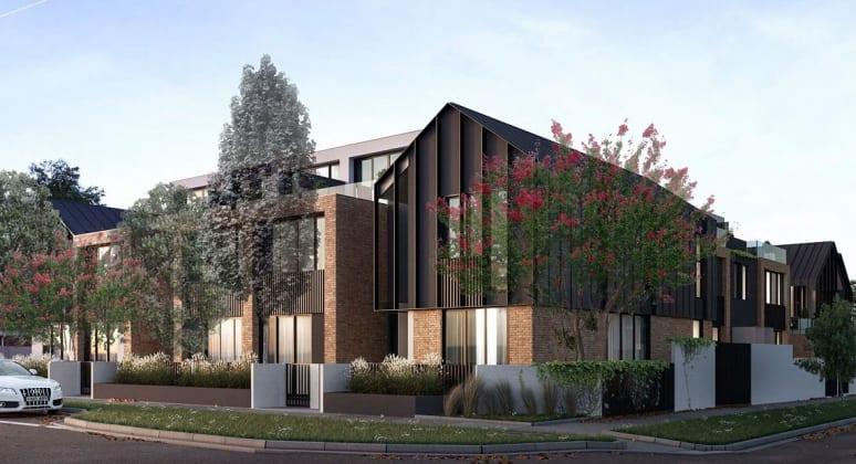 Planning image: Bayley Ward