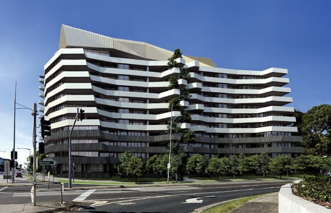 The Point Doncaster Hill - 600 Doncaster Road, Doncaster. Image: BKK Architects