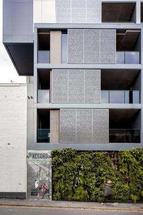 The Record - 240 Dorcas Street, South Melbourne. Image: Amber Property Group